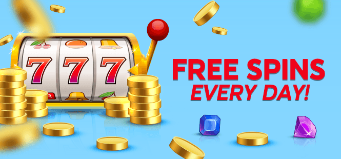 Free Spins Every Day