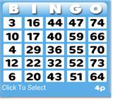 5 line bingo